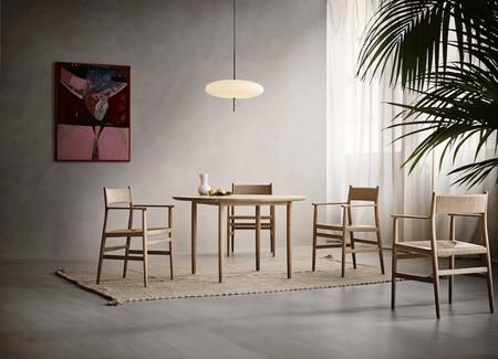 Ahora puedes disfrutar en tu comedor de las sillas y mesas ARV diseñadas específicamente para el Noma