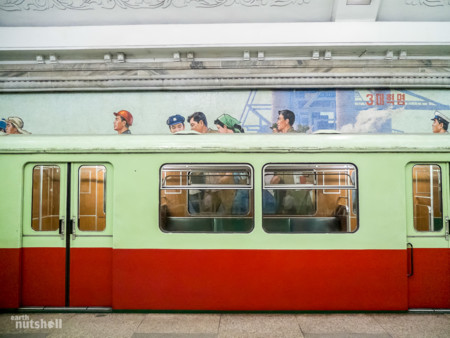 Pyongyang Metro 2