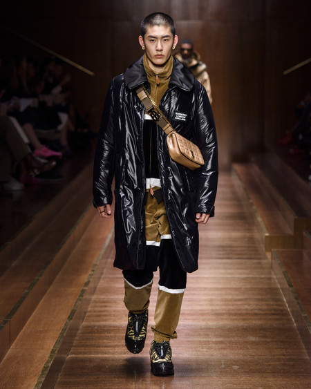 Burberry Autumn Winter 2019 Collection Look 22