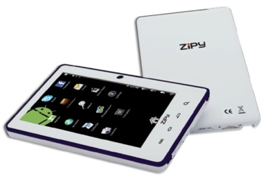 Zipy Smart Fun 4.3, reproductor básico con Android
