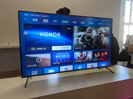 Honor Vision Pro Tv 7