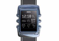 Metawatch renueva su smartwatch para revestirlo de metal