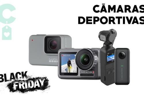 Black Friday 2019: las mejores ofertas en cámaras deportivas 4K