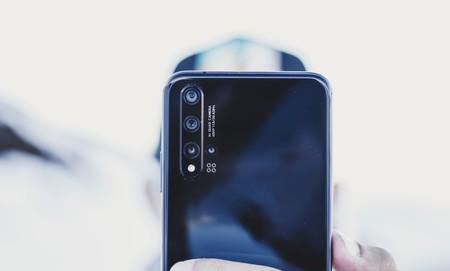 Huawei Nova 5T Cámaras