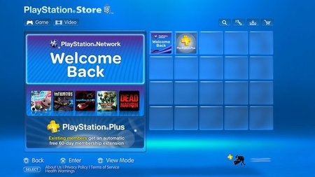 El pack Welcome Back de PSN le ha generado ingresos a Sony de forma indirecta