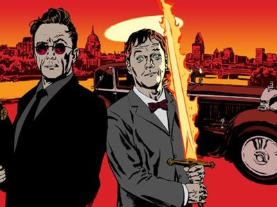 Michael Sheen y David Tennant serán ángel y demonio en 'Good Omens', la nueva adaptación televisiva de Neil Gaiman