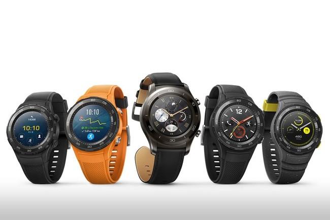 Huawei Watch 2, adiós al estilo para dar paso a la deportividad y a una batería que te durará varios días