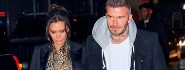 Victoria Beckham tiene la clave para combinar el print animal (y convertirlo en un look sobresaliente)