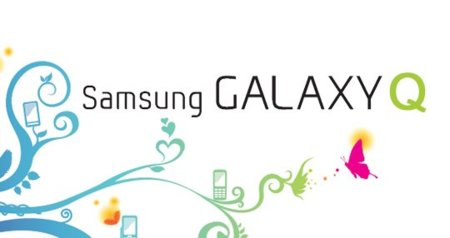 Samsung Galaxy Q, ¿un Android a por el mercado BlackBerry?
