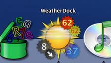 WeatherDock: previsión del tiempo en el Dock