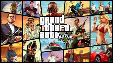 GTA V sigue imparable y redondea un trimestre de éxitos para Take Two con 115 millones de unidades vendidas