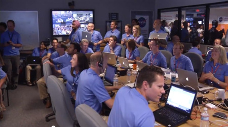 Macs en la NASA