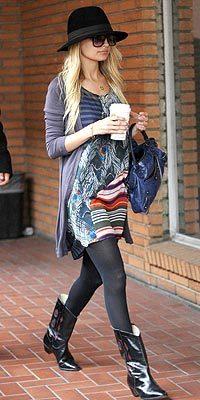 El look de la semana 5-11 de mayo: Nicole Richie
