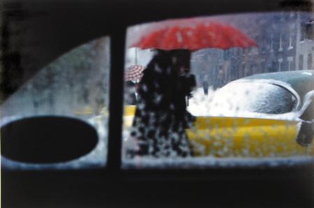 Saul Leiter Fotografia En Color Nueva York 3