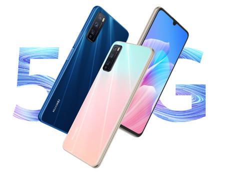 Huawei Enjoy Z 5G: el último gama media de Huawei no se olvida del 5G y de los 90 Hz