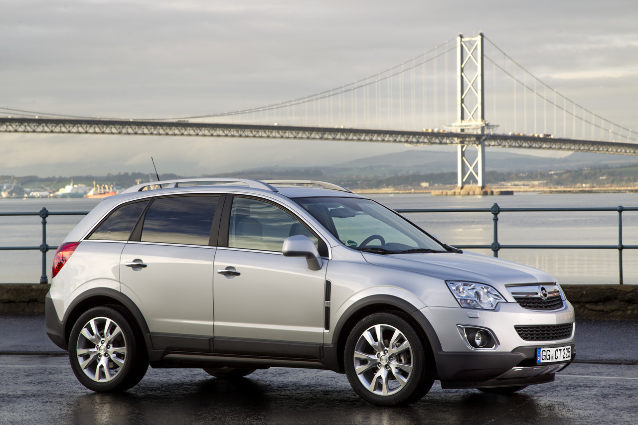 Foto de Opel Antara 2011 (8/38)