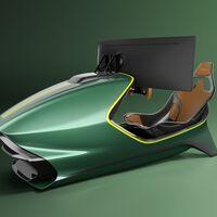 Este espectacular simulador de Aston Martin está limitado a 150 unidades, y cuesta como un Porsche 718 Cayman