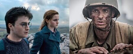 Las nueve mejores películas para ver gratis en abierto este fin de semana (30 abril-2 mayo): 'Harry Potter y las reliquias de la muerte, parte 1', 'Hasta el último hombre' y más