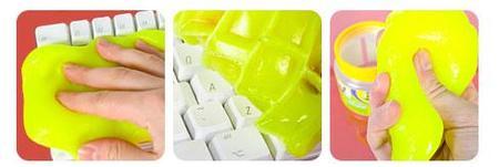 Cyber Clean, la forma más cómoda de limpiar tu teclado