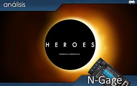'Héroes': Análisis del juego de la serie para móviles