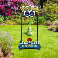 Chikorita es el Pokémon elegido para el Día de la Comunidad de Pokémon GO en septiembre