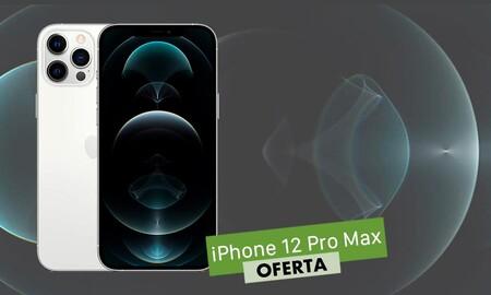 El iPhone 12 Pro Max de 512 GB sale 120 euros más barato en MovilPlanet: lo tienes por 1.489 euros