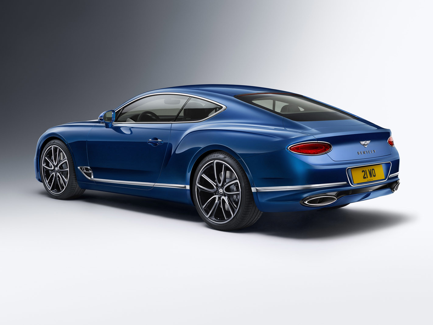 Foto de Bentley Continental GT 2018 (34/36)