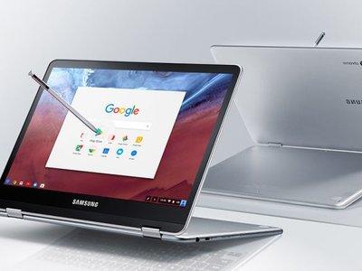 Samsung se toma en serio a los Chromebooks: su modelo Pro es convertible y lleva lápiz