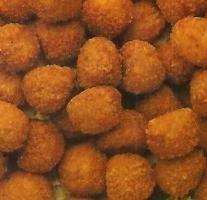 Croquetas con queso Grana Padano