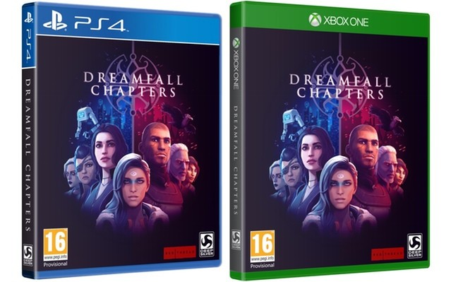 Dreamfall Chapters Ps4 Xbo
