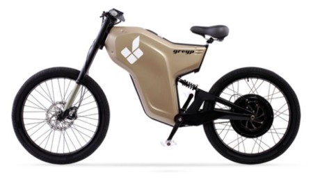 Greyp G-12, esa bici eléctrica para los fans de Steve McQueen