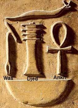 ANKH-DJED-WAS