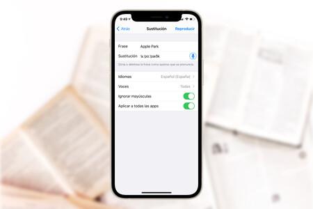 Cómo añadir pronunciaciones personalizadas para el texto leído en nuestro iPhone o iPad