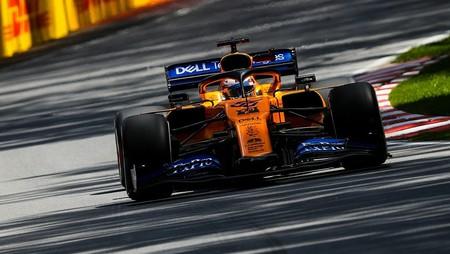Sainz Canada F1 2019 2