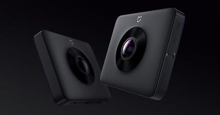 Venta Flash: Mi Panoramic, la cámara 360 grados de Xiaomi, por 251,94 euros