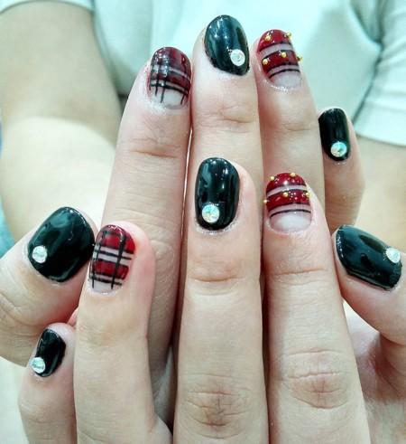 Nail Art Christmas 3