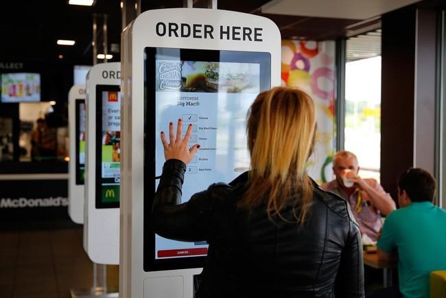 McDonald's abrirá su primera sucursal digital en México: ordenar y pagar se hará desde pantallas táctiles