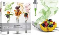 Aromafork, un kit de aromas para experimentar maridajes engañado a tu cerebro
