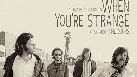 'When You're Strange', crónica de una autodestrucción