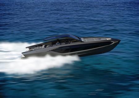 Tecnomar For Lamborghini 63 Motor Yacht 11