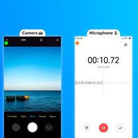 Privacy Indicator te avisa discretamente cuando una app usa el micrófono o la cámara, como en iOS 14