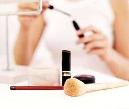 Retoque-maquillaje