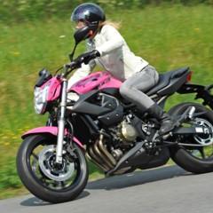 Foto 21 de 51 de la galería yamaha-xj6-rosa-italia en Motorpasion Moto