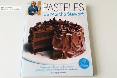 Pasteles de Marta Stewart. Libro de recetas