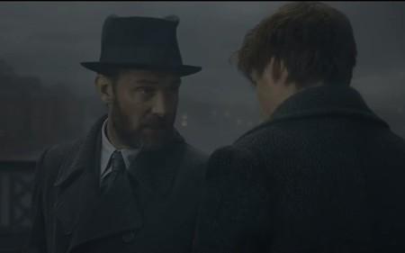 Jude Law Haciendo De Albus Dumbledore Se Convierte En El Actor Mejor Vestido Del Cine 2