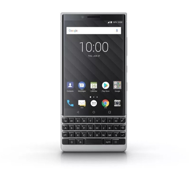Blackberry Key21