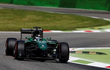 Kamui Kobayashi podría competir en Singapur si Roberto Merhi no tiene el OK