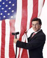 Un humorista televisivo americano se presenta a Presidente