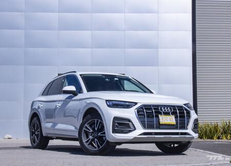 Audi Q5 2021 Mexico Manejo Opinion 10