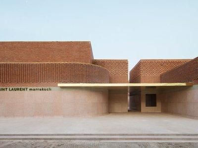 Queda muy poco para la inauguración del gran museo de Yves Saint Laurent en Marrakech. Y ya tenemos todos los detalles.